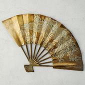 Asian Brass Fan