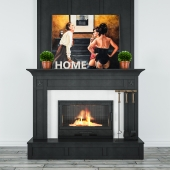 Fireplace classic