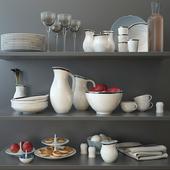 Набор посуды VINTAGE