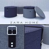 Zara Home  Round box
