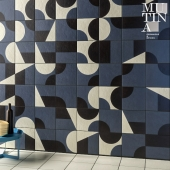 Tile Puzzle by Mutina - set 02