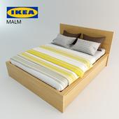 IKEA bed MALM