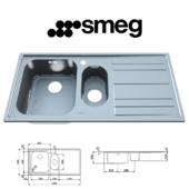 Smeg kitchen sink10