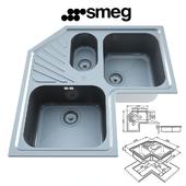 Smeg kitchen sink11