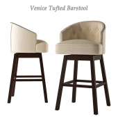 Venice Tufted Barstool