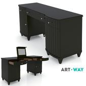 Art Way - Dressing table Millenium Choko