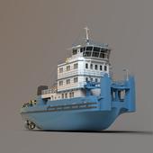 Буксир-толкач проекта 81200