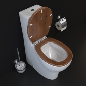WC and accessories from Cersanit