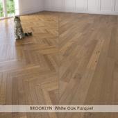 BROOKLYN  White Oak Parquet