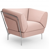 Addit easy chair, Lammhults