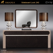 Smania Lock 240