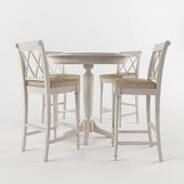 American Drew Dining Room Set