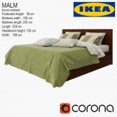 ikea_malm_bed_brown_stained