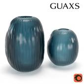 Guaxs Patara Vase Ocean Blue