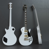Epiphone Les Paul Custom Clean Version