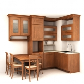 Kitchen Scavolini, model Amelie