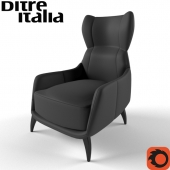 Ditre Italia Duffle