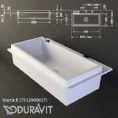 Sink Duravit Starck K (7512900027)