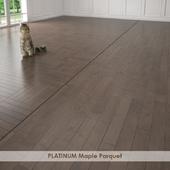 PLATINUM Maple Parquet