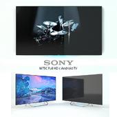 Sony W75C Full HD с Android TV