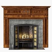 Westland Chimneypieces Victorian Stock No: 13248