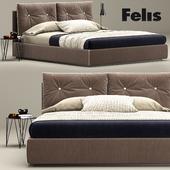 Bed Scotty, Felis