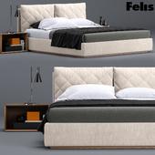 Bed Allen, Felis.