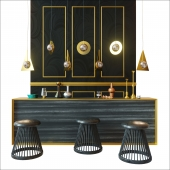Decorative set from Tom Dixon