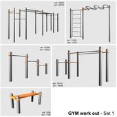 GYM workout set-1