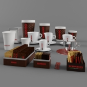 Kimbo Coffee Accessories