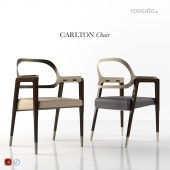 Carlton Dinning Chair by ROSSATO