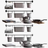Декорации для кухни