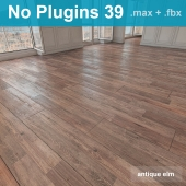 Parquet 39 (without the use of plug-ins)