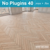 Parquet 40 (without the use of plug-ins)