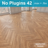 Parquet 42 (without the use of plug-ins)