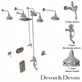 D & D shower collection set part 3