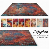 Nourison Celestial Collection