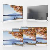 Sony TV XBR-55X900C XBR-65X900C XBR-75X910C