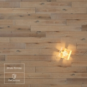 Strata Collection Terrene wooden floor by DuChateau