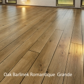 Parquet Barlinek Floorboard - Jean Marc Artisan - Romantique Grande