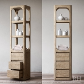 MARTENS TALL BATH CABINET