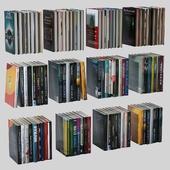 Books set UE4 ready