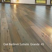 Parquet Barlinek Floorboard - Jean Marc Artisan -Esthete Grande