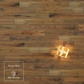 Strata Collection Flint wooden floor by DuChateau