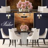 BAKER DINING TABLE 2
