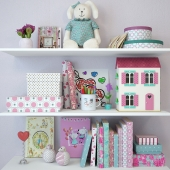 Accessories for Baby Pink