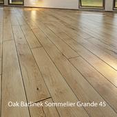 Parquet Barlinek Floorboard - Jean Marc Artisan - Sommelier Grande