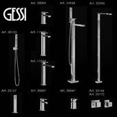 Mixers Gessi Retangolo 2