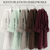 RH Holiday Luxury Plush Robes