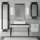Bathroom set_Oasis Rialto
